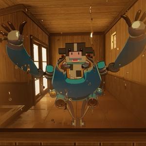 Cheema ☆小さいアバターの乗るマシン