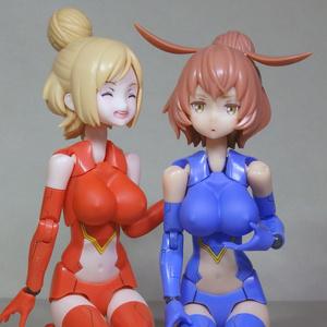 メガミ用バスト L【メガミデバイス】