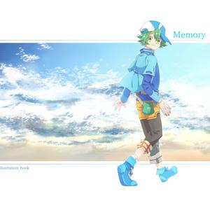 創作イラスト集「Memory of sky」