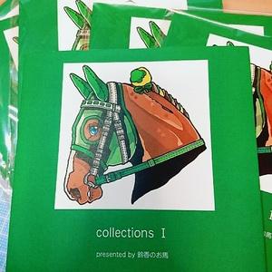 イラスト集「collections Ⅰ」