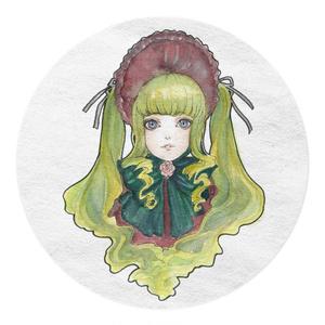 Rozen Maiden マスキングテープ