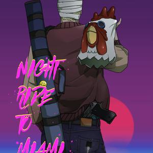 NIGHT RIDE TO MIAMI