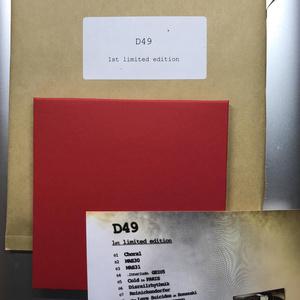 D49「1st Album - limited edition」