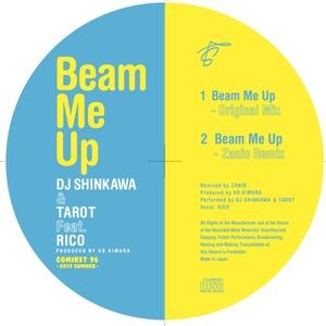 DJ SHINKAWA & TAROT feat. RICO 「Beam Me Up」