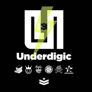 Underdigic Tシャツ C96バージョン