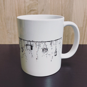 Corridor マグカップ