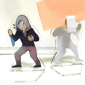 リージョンアクリルメモスタンド/フランク