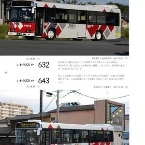 """""""元""""小田急バスのいまを求めて ②新常磐交通編"""