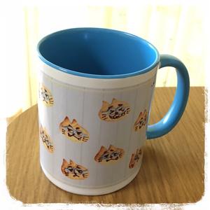 マグカップ(エスニャンクッキー)