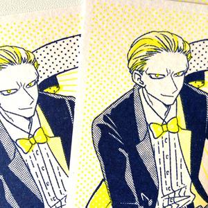 ◆ポストカード◆フィンクス
