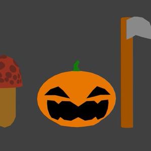 【ハロウィン向け小物集】実りの秋詰め合わせセット
