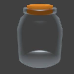 【VRChat向け】瓶詰めの箱庭