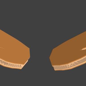 段ボールの翼