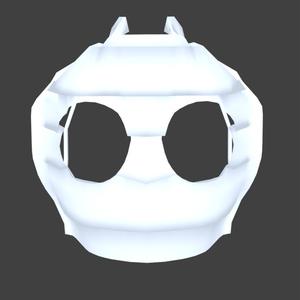 【2020年令和最新版 進化版人間工学に基づいた呼吸しやすいマスク 人間にもペットにも使用可能】猫咪用マスク