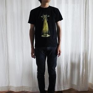 Tシャツ/IRUKA (ネイビー)
