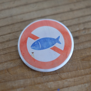 缶バッジ 魚 (自社倉庫から発送)