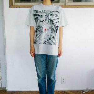 Tシャツ/町