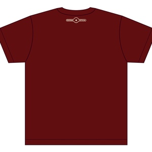 Tシャツ/IRUKA (赤)