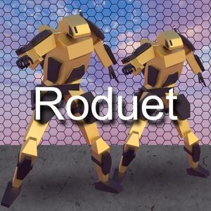 Roduet #ゲーム #ロボット #roduet #VRoidHub