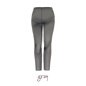 Saku*saku ストレッチパンツ/Stretchy pants