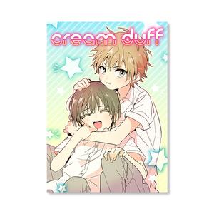 cream puff/cream duff
