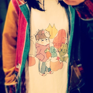 *Ichimatsu Tシャツ