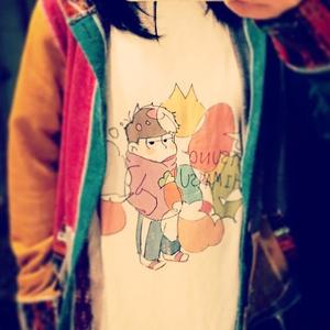 *Osomatsu Tシャツ