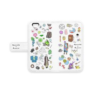 モノノ怪×蟲師 iphone6/6sケース