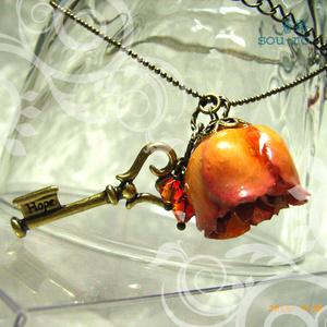 Natural Rose ~薔薇と鍵~