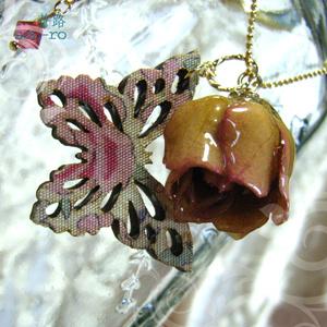 Natural Rose~薔薇と蝶~
