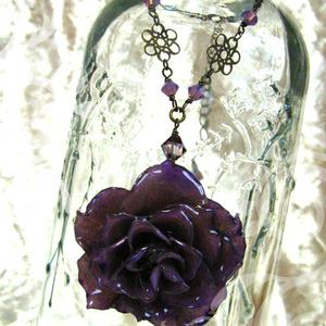 Natural Rose~紫の薔薇~