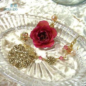 Natural Rose~女王のピアス~
