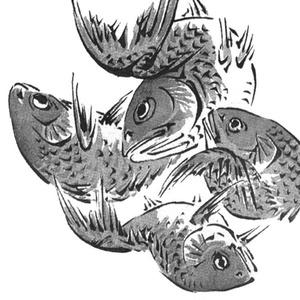 秋官府の水魚たち②
