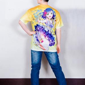 百合子ライブTシャツ