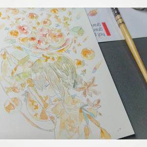 金木犀/慰め
