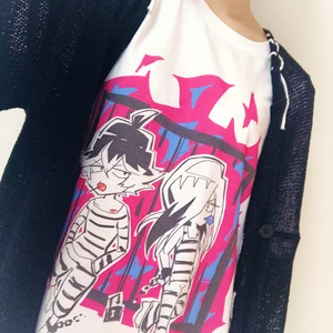 脱獄幹部ちゃんTシャツ