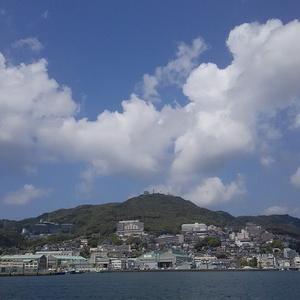 写真素材:長崎港