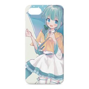 雨上がりエルちゃんiPhoneケース