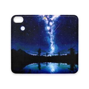 湖の水鏡iPhone8/7ケース