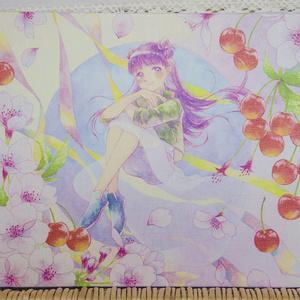 『惜春』キャンバスプリント