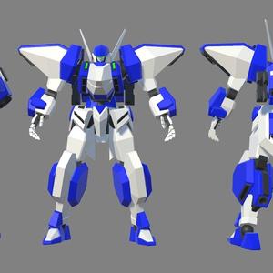 VRChat向けロボットモデルType:A-HM