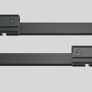 3Dモデル ピストル用銃剣