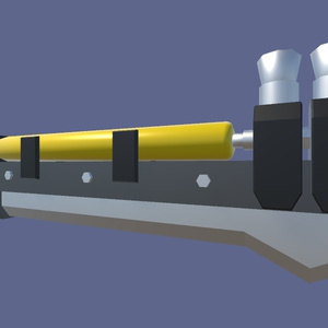 3Dモデル バスターソード