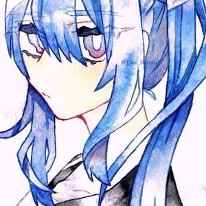 Blue… / パスケース