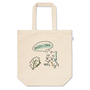 SHISO-JAN TOTE BAG