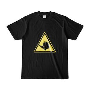 【食虫植物TV特製】食虫植物注意Tシャツ