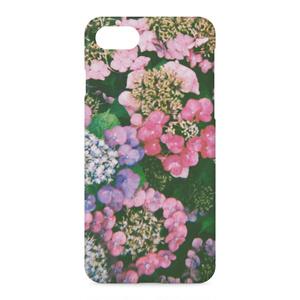 iPhone 7 (紫陽花ケース)