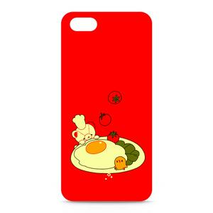 めだまやきとくまiPhone5ケース