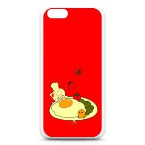 めだまやきとくまiPhone6ケース