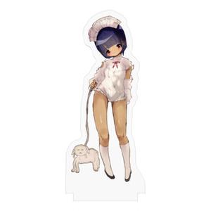 犬の散歩メイド_フィギュア